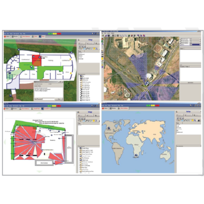 CATHEXIS térkép (Site Map) licenc (CMAP-2000)