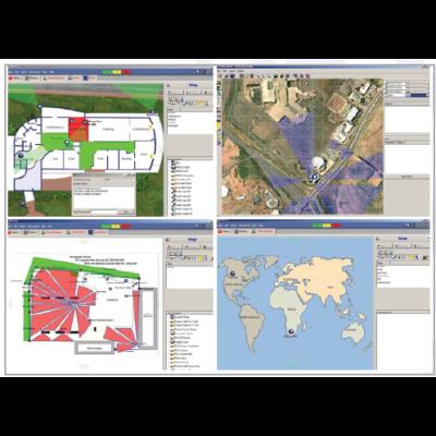 CATHEXIS CMAP-3000,  térkép kliens (Site Map) licenc