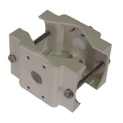 AirSpace SAM-4223, kültéri konzol IR sugárzóhoz, kör alakú oszlopokhoz (max. 13cm)