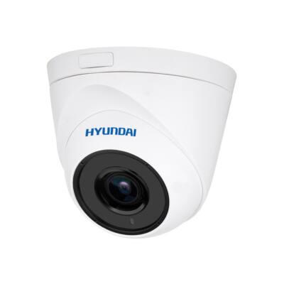 Hyundai HYU-302, 2MP 1080p IP kültéri dóm kamera, POE, motorzoom (f=2.8-12.0mm)
