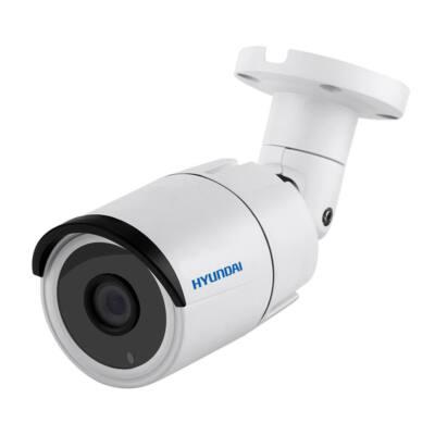 Hyundai HYU-305N POE AUDIO, 2MP 1080p,  IP kültéri fix cső kamera, POE (103°)