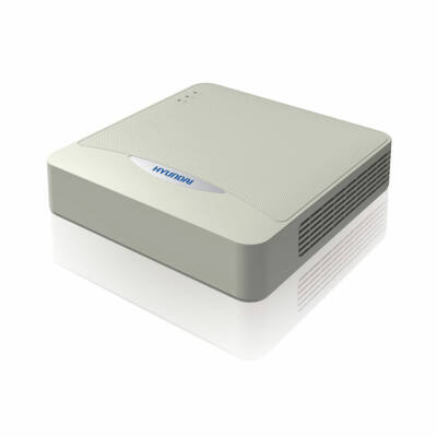 Hyundai HYU-526, 8 csatornás 4MP IP NVR rögzítő