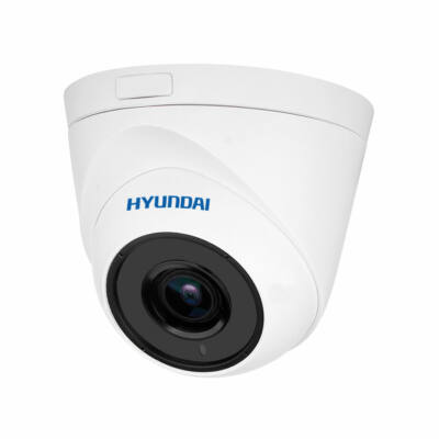 Hyundai HYU-338, 8MP IP kültéri dóm kamera, POE, motorzoom (f=3.6-12.0mm)