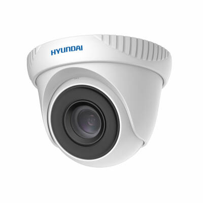 Hyundai HYU-416, 2MP 1080p IP kültéri fix dóm kamera, POE (95°)
