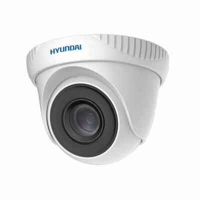 Hyundai HYU-416N, 2MP 1080p IP kültéri fix dóm kamera, IK10, POE (95°)