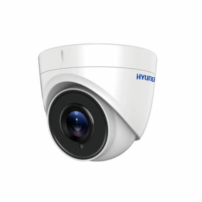 Hyundai HYU-438, 8MP HDTVI Turbo HD kültéri fix dóm kamera (102°)