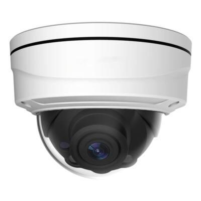Milesight MS-C5372-FIPB dómkamera; 5MP; motor 3-10.5mm; 20FPS; POE; P-Iris