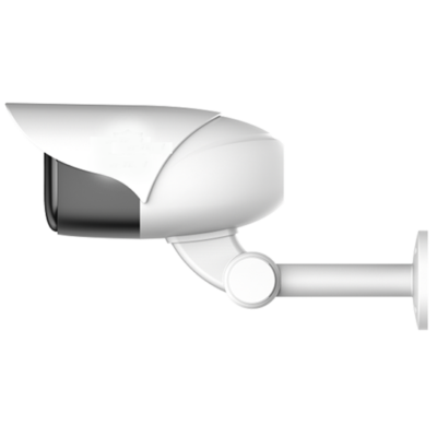 IIP-L3204/FPA, H.265, IP IR LED-es csőkamera, 2MP, Audió, POE