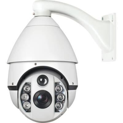 IdentiVision IHD-SP1318, 1MP HD 720p AHD PTZ  speed dóm kamera (18x zoom)