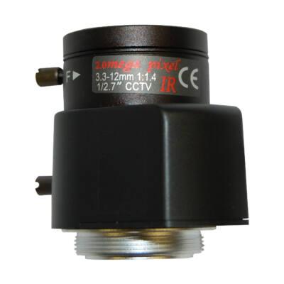 """ICL-M200308IR/14P/2MP, 2 MP D/N DC AI optika, 1/3"""""""