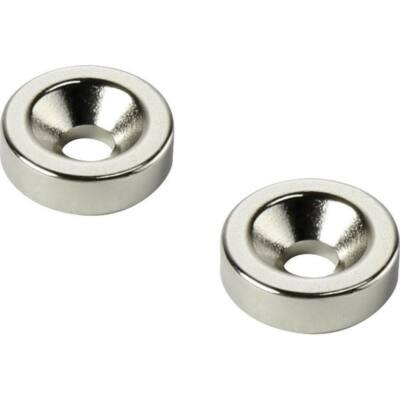 JABLOTRON JA-NDM10, kör alakú neodímium mágnes nyitásérzékelőkhöz