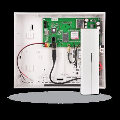 JABLOTRON JA-101KR-LAN-3G, 50 z. vez. nélk.okosriasztó központ, 3G GSM és LAN