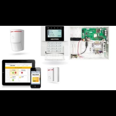 JABLOTRON JK-110 MINI KIT + GSM/GPRS kommunikátor 32z. hibrid okosriasztó szett, IoT