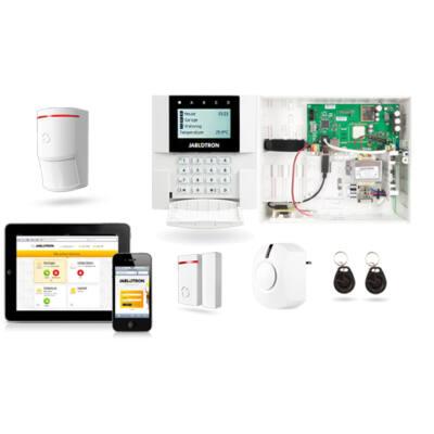 JABLOTRON JK-110 KIT + GSM/GPRS kommunikátor 32z. hibrid okosriasztó szett, IoT