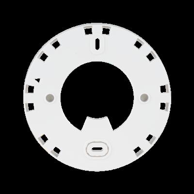 JABLOTRON PLV-P-ST távtartó és szerelőlap mennyezeti PIR és füst érzékelőkhöz