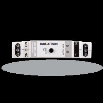 JABLOTRON AC-160-DIN, multifunkcionális relé
