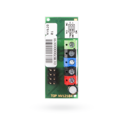 JABLOTRON GS-208-CO modul Ei208W és Ei208DW önálló CO érzékelőkhöz