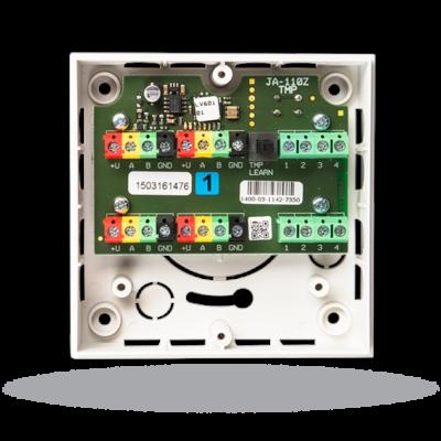 JABLOTRON JA-110Z, vezetékes, címezhető adatbusz elosztó modul