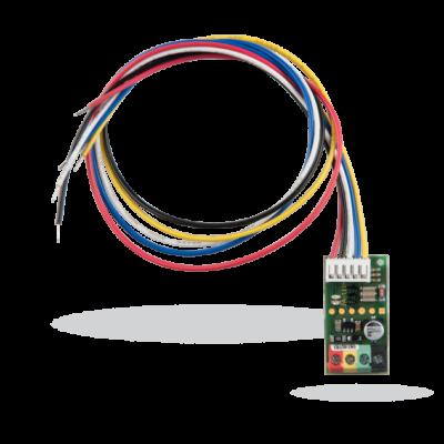 JABLOTRON JA-111H TRB, címző modul külső vezetékes érzékelőkhöz