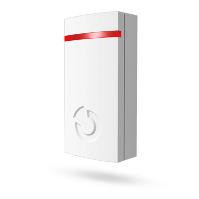JABLOTRON JA-111SH, vezetékes, címezhető rezgés/dőlés érzékelő