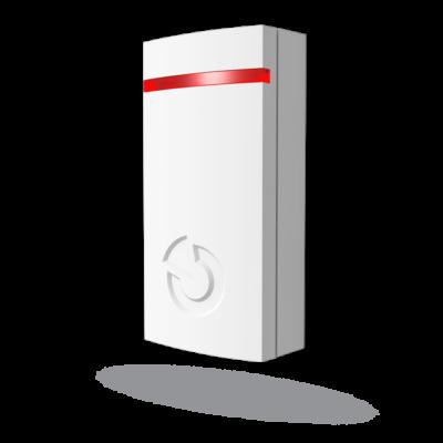 JABLOTRON JA-111TH adatbuszra illeszthető címezhető vezetékes hőmérő