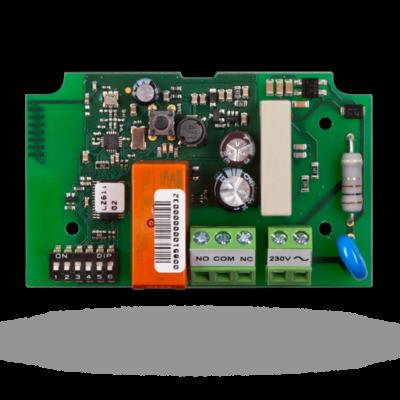 JABLOTRON JA-150N, vezeték nélküli teljesítmény PG kimeneti modul