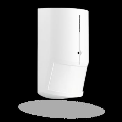 JABLOTRON JA-180PB, vezeték nélküli kombinált PIR/ÜT érzékelő
