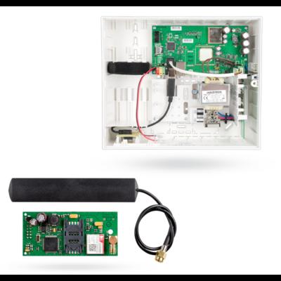 JABLOTRON JK-HULDSZ1 okosriasztó központ GSM/GPRS és LAN kommunikátorral