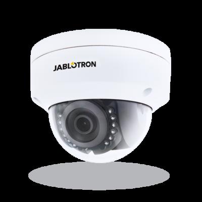JABLOTRON JI-111C, vezetékes, címezhető riasztáshitelesítő IP dómkamera