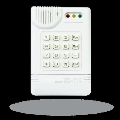 JABLOTRON TD-110 automatikus telefonhívó modul