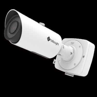 Milesight MS-C5362-FPC csőkamera, 5MP, AI, motorzoom (90°-31°), 30FPS, POE, beépített kötődoboz