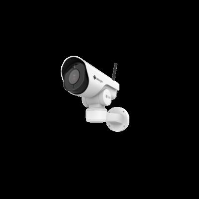 Milesight MS-C5361-HEOPB Mini PTZ csőkamera; 5MP; 30FPS; PoE; IoT; 12X