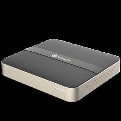 Milesight MS-N1008-UPC 8*8MP(4K) POE rögzítő