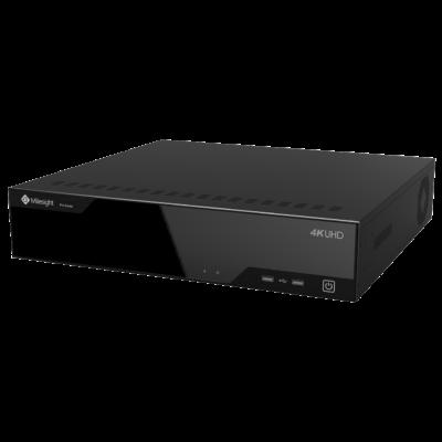 Milesight MS-N8032-UH 32 csatornás PRO NVR; 8db HDD