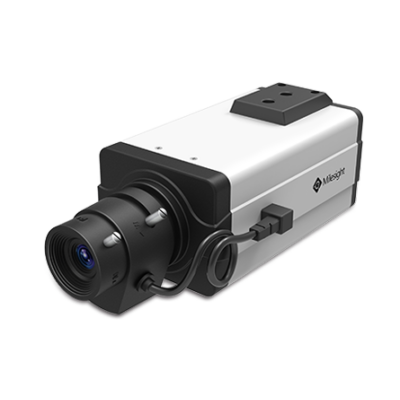 Milesight MS-C4451-PB boxkamera; 4MP; 20FPS; POE