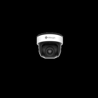 Milesight MS-C8176-PB 180°, 4K halszem optikás dómkamera, 8MP, 15fps, POE