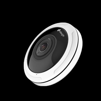 Milesight MS-C9674-PB panoráma kamera; 12MP; f=1,98mm; 25FPS; POE