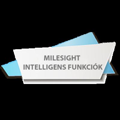 Milesight VCA intelligens videóelemző funkciók
