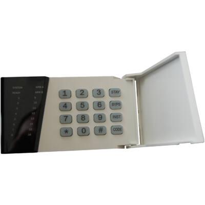 SA816 KP164PZ LED, LED-es kezelő