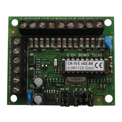 CA10E, 6 zónás bővítőpanel