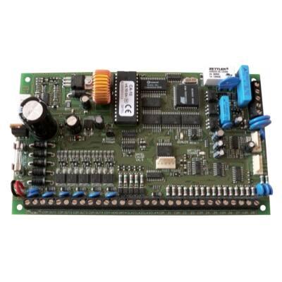 CA10P, 16 (8+2+6) zónás riasztóközpont panel