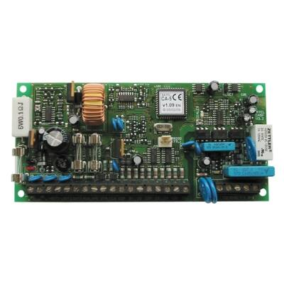 CA5P, 5 zónás riasztóközpont panel