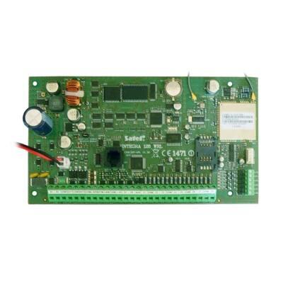 INTEGRA128WRL, 128 zónás riasztóközpont panel