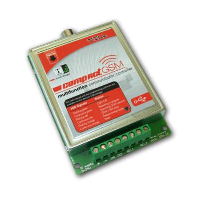 TELL GSM COMPACT II, GSM kommunikátor