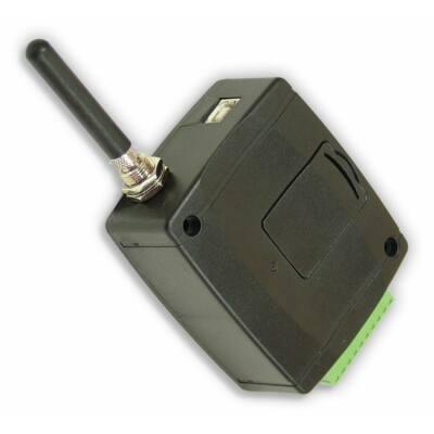 TELL GSM ADAPTER2 PRO 2G.IN4.R1, 2G kommunikátor, mobil APP-al - IoT
