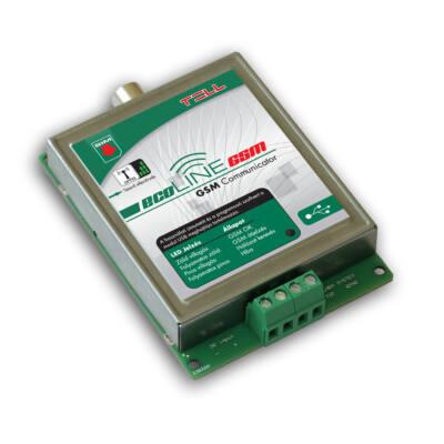 TELL GSM ECOLINE II, GSM kommunikátor