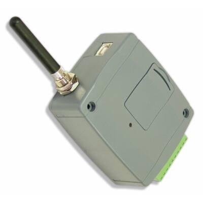TELL GSM PAGER8 4G.IN6.R4, 4G GSM kommunikátor, VIDEÓS mobil APP-al - IoT