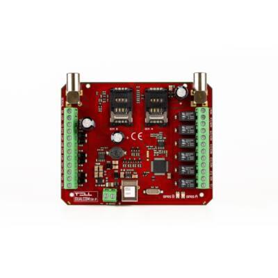 TELL GPRS DUALCOM SIA IP, 2G GPRS/GSM tűzjelző kommunikátor