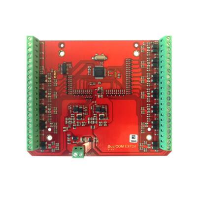 TELL DUALCOM EXT24-D bővítő modul