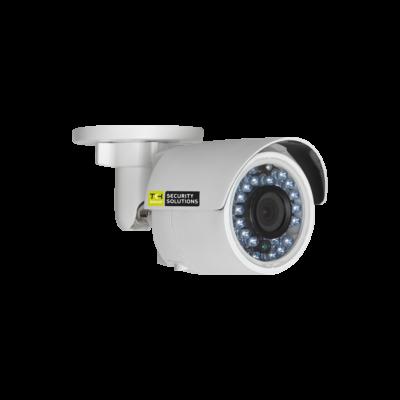 TKH BL1004F4-EI IP IR-LED-es csőkamera, 4MP, PoE